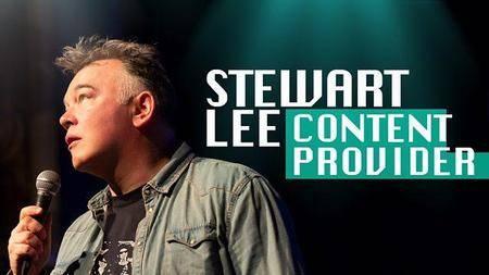 Stewart Lee: Content Provider