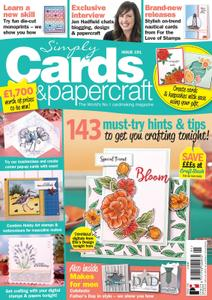 Simply Cards & Papercraft – May 2019