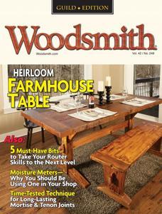 Woodsmith – April 2020