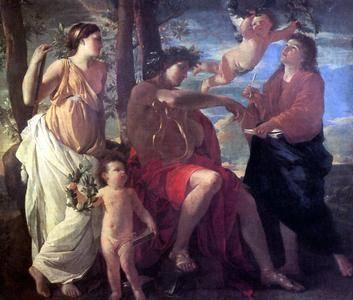 The Art of Nicolas Poussin