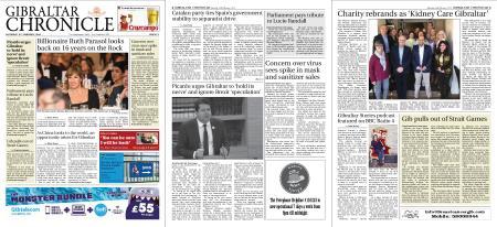 Gibraltar Chronicle – 15 February 2020