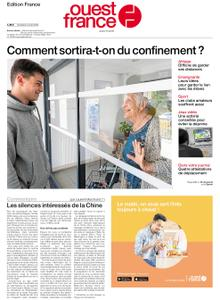Ouest-France Édition France – 03 avril 2020