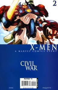Civil War - X-Men 02
