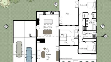SketchUp for Architecture: LayOut