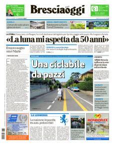 Brescia Oggi - 20 Luglio 2019