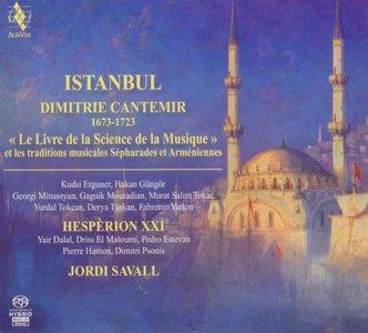 Jordi Savall, Hespèrion XXI - Istanbul: Dimitrie Cantemir, Le Livre de la Science de la Musique