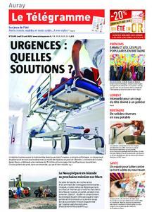 Le Télégramme Auray – 15 août 2019