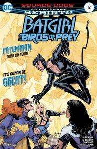 Batgirl and the Birds of Prey 012 2017 2 covers Digital Zone-Empire