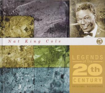 Nat King Cole - Legends Of The 20th Century (1999)