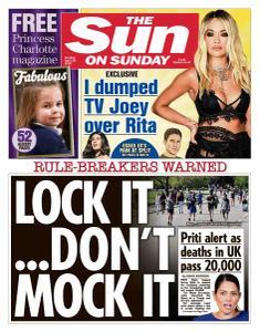 The Sun UK - 26 April 2020