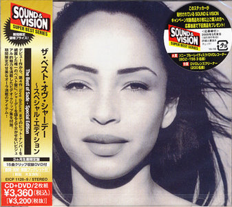 Sade - The Best Of Sade (1994) [2009, Japan, EICP 1128/9, Special Edition] Re-up