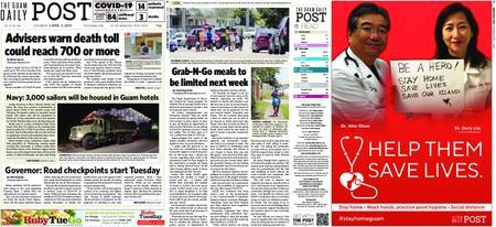 The Guam Daily Post – April 04, 2020