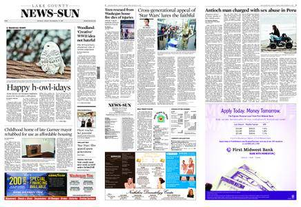 Lake County News-Sun – December 16, 2017