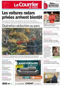 Le Courrier de l'Ouest Cholet – 09 octobre 2020