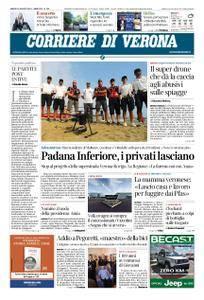 Corriere di Verona – August 25, 2018