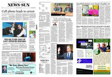 Lake County News-Sun – October 02, 2018