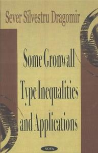 Some Gronwall Type Inequalities and Applications