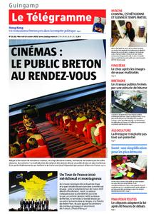 Le Télégramme Guingamp – 16 octobre 2019