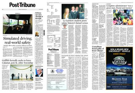 Post-Tribune – November 15, 2018