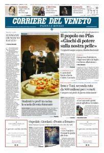 Corriere del Veneto Padova e Rovigo - 17 Dicembre 2017
