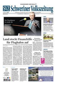 Schweriner Volkszeitung Hagenower Kreisblatt - 07. März 2019