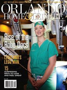 Orlando Home & Leisure Magazine - August 2011