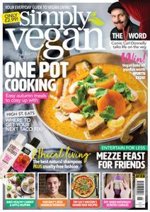 Simply Vegan – October 2018