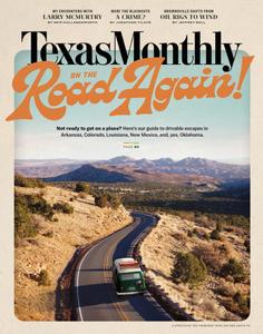 Texas Monthly - May 2021