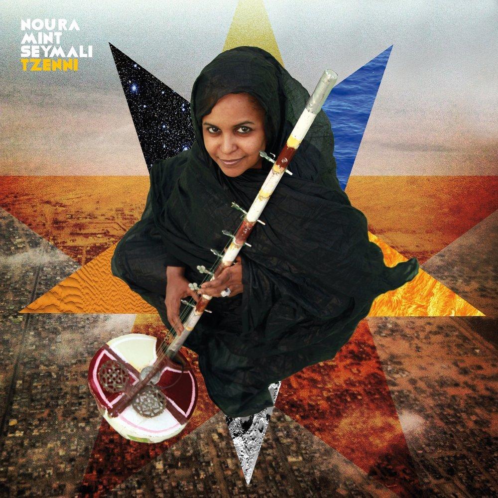 Noura Mint Seymali - Tzenni (2014)