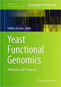 Yeast Functional Genomics Methods and Protocols