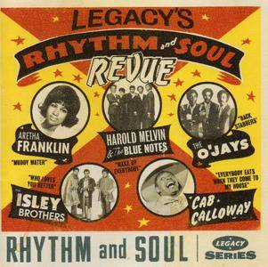 VA - Legacy's Rhythm And Soul Revue (1995)