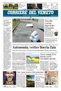Corriere del Veneto Vicenza e Bassano – 09 luglio 2020