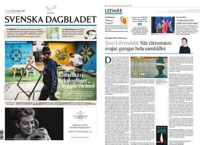 Svenska Dagbladet – 09 december 2018