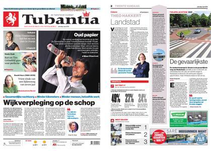 Tubantia - Enschede – 01 juni 2019