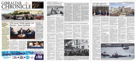 Gibraltar Chronicle – 01 June 2019