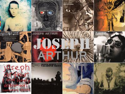 Joseph Arthur - Albums & EPs Collection 1997-2014 (19CD)
