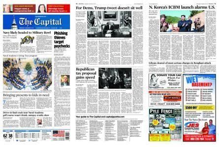 The Capital – November 29, 2017