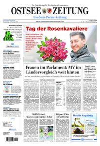 Ostsee Zeitung Wolgast - 14. Februar 2019
