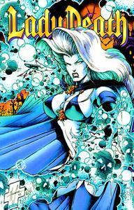 Lady Death - The Oddysey 0-4