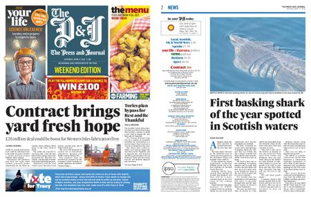 The Press and Journal Moray – April 17, 2021