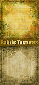 Stock Photo - Vintage Fabric Textures