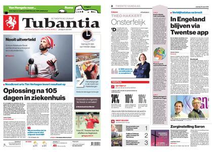 Tubantia - Enschede – 30 maart 2019