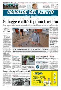 Corriere del Veneto Padova e Rovigo – 29 aprile 2020