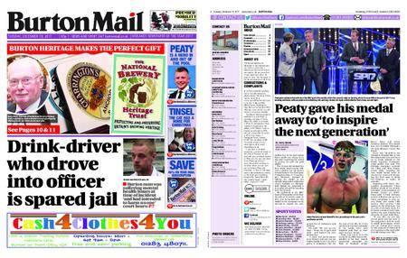 Burton Mail – December 19, 2017