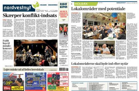 Nordvestnyt Holbæk Odsherred – 26. oktober 2018