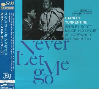 Stanley Turrentine - Never Let Me Go (1963) [Japanese Edition 2019]