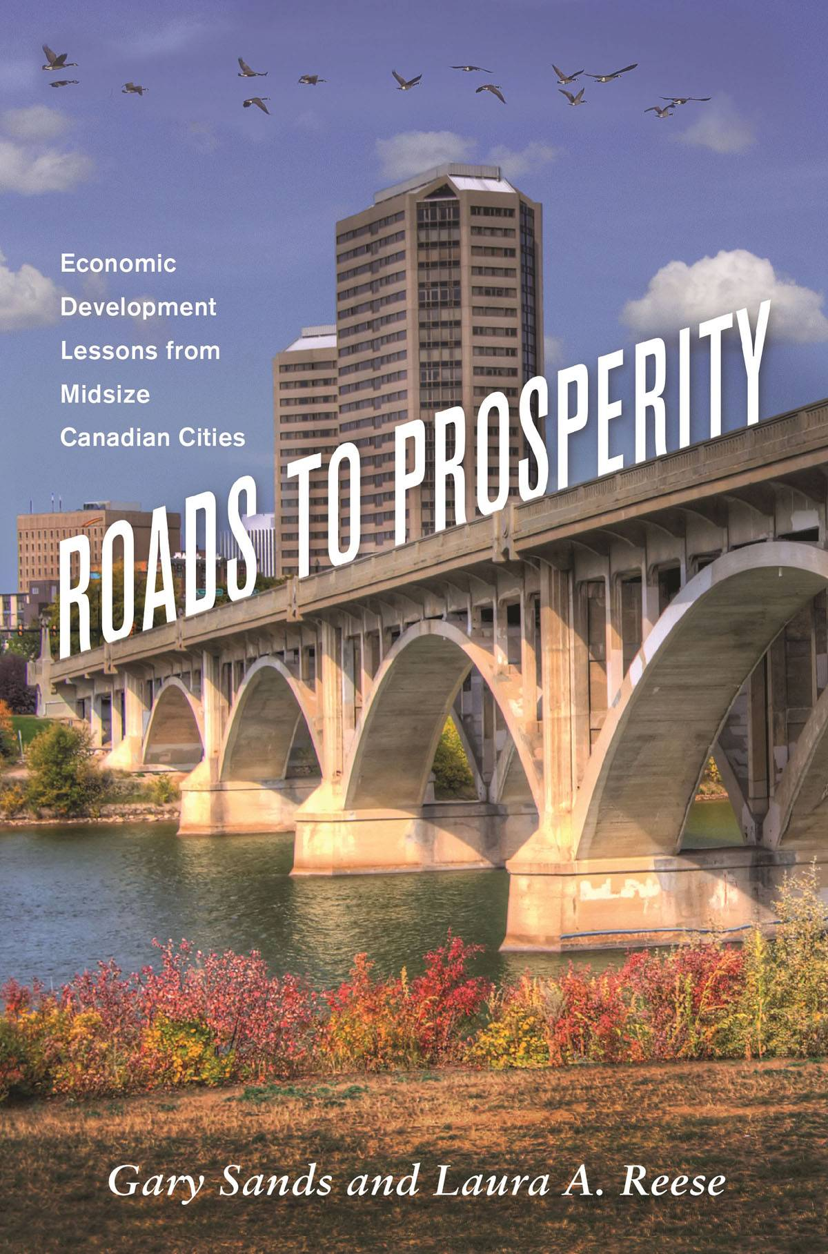 Roads to Prosperity: Economic Development Lessons from Midsize Canadian Cities (Great Lakes Books Series)