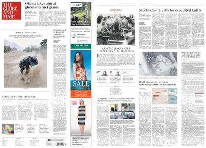 The Globe and Mail – June 05, 2018