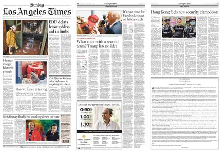 Los Angeles Times – July 12, 2020