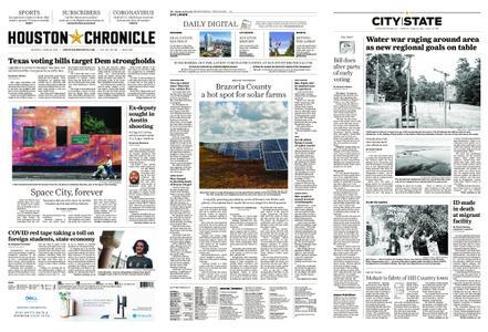 Houston Chronicle – April 19, 2021